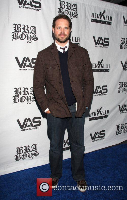 David Denman LA premiere of 'Bra Boys' held...