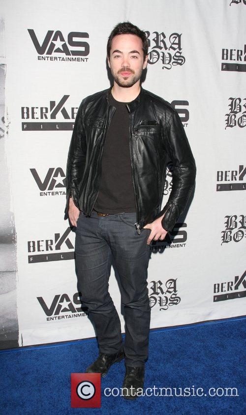 John Hensley LA premiere of 'Bra Boys' held...