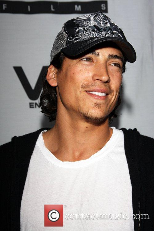 Andrew Keegan LA premiere of 'Bra Boys' held...