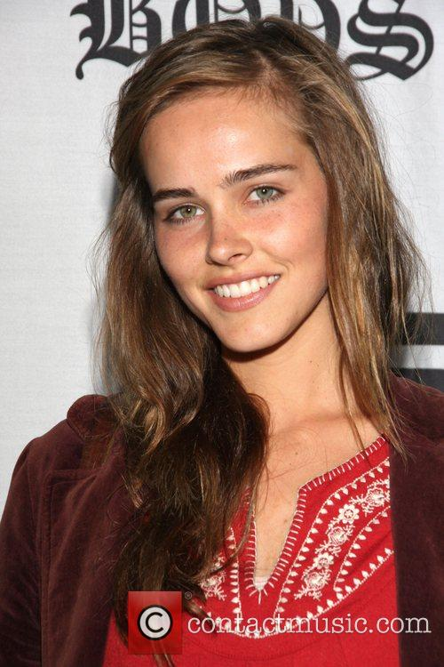 Isabel Lucas LA premiere of 'Bra Boys' held...