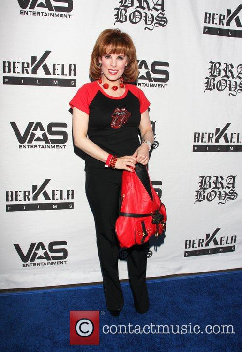 Kat Kramer LA premiere of 'Bra Boys' held...