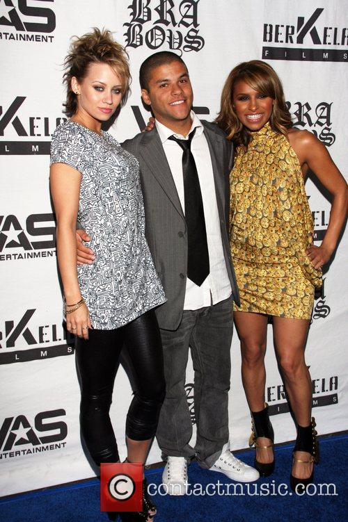 Kimberly Wyatt, Macario De Souza and Melody Thornton...