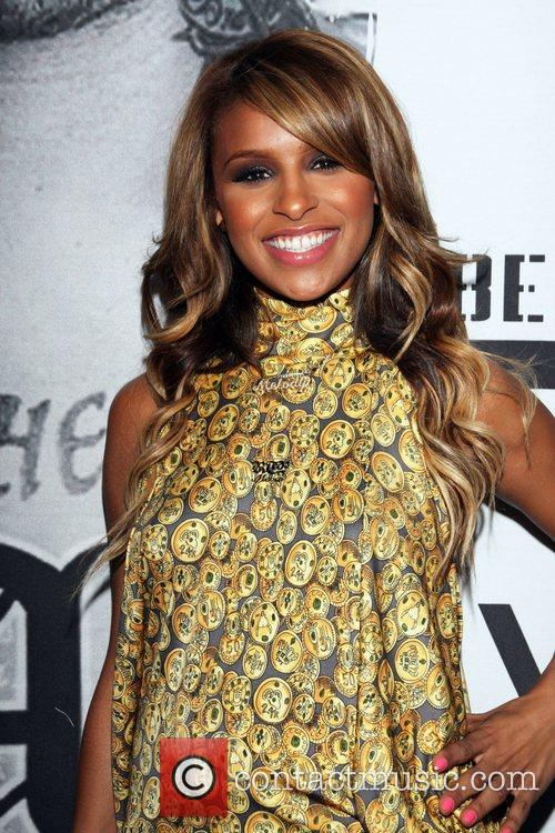 Melody Thornton LA premiere of 'Bra Boys' held...