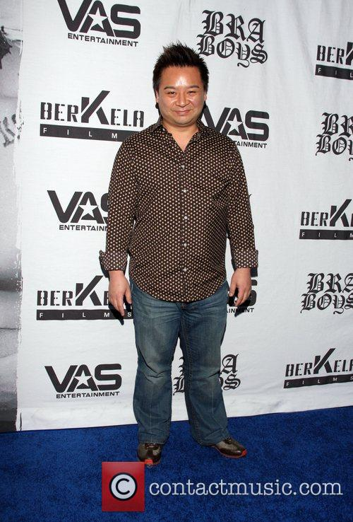 Rex Lee LA premiere of 'Bra Boys' held...