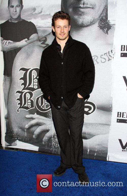 Will Estes LA premiere of 'Bra Boys' held...
