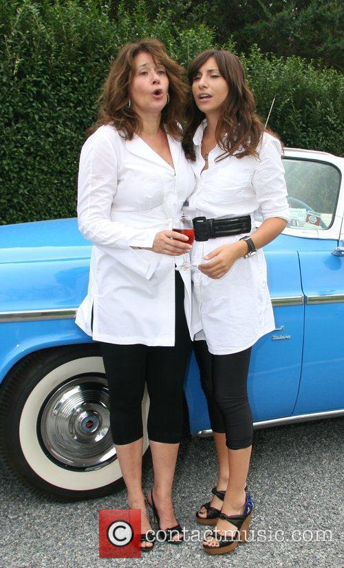 Lorraine Bracco and Daughter Stelle Bracco 2