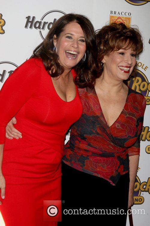 Lorraine Bracco and Joy Behar 3