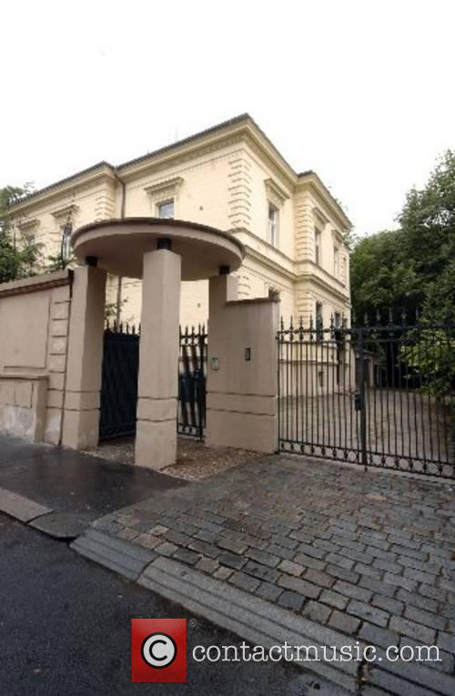 Kindergarden at the US embassy Prague, Czech Republic