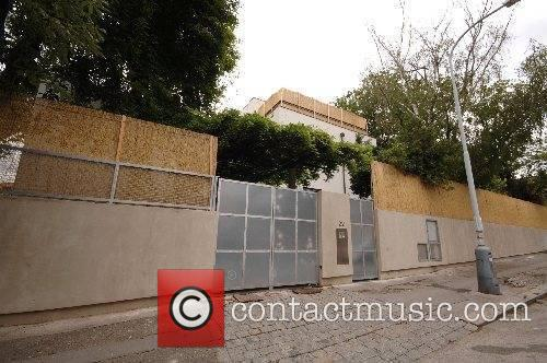 The home of Brad Pitt and Angelina Jolie...