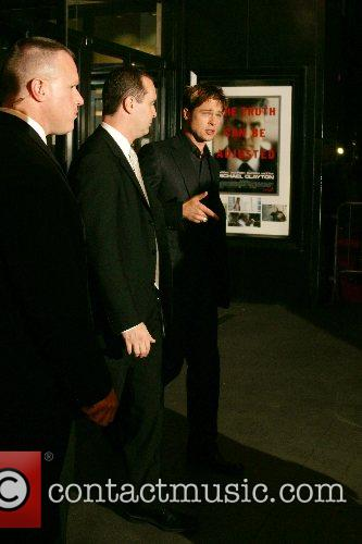 Brad Pitt, Ziegfeld Theatre