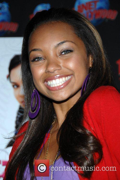Logan Browning Stars of the new Lionsgate Family...