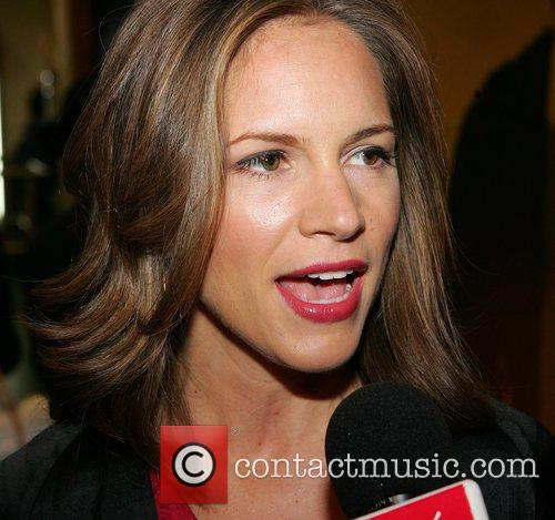 Susan Downey Irish premiere of 'The Brave One'...