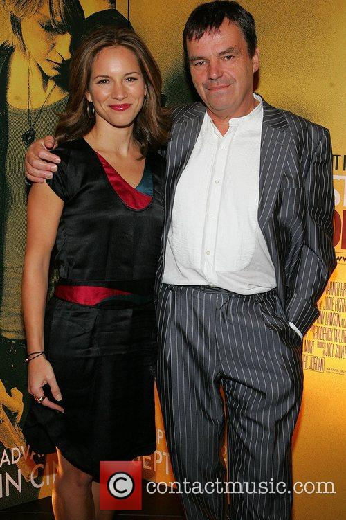 Susan Downey and Neil Jordan Irish premiere of...