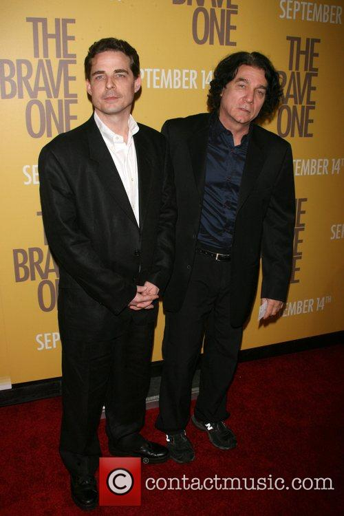 New York Premiere of 'The Brave One' at...