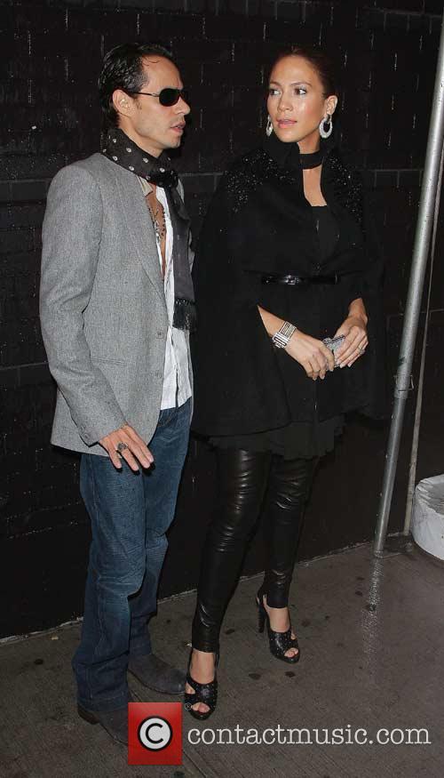 Launch Party for Jennifer Lopez's new CD 'Brave'...