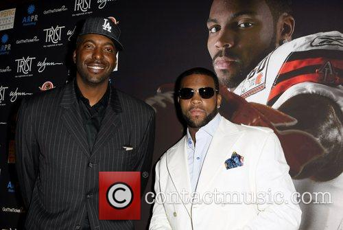 John Salley and Braylon Edwards Braylon Edwards Quater...
