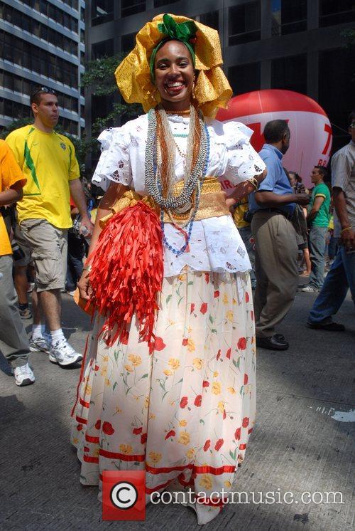 23rd Annual Brazilian Day Festival on Sixth Avenue...