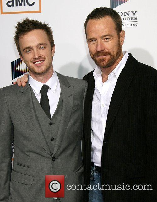 Aaron Paul and Bryan Cranston 5
