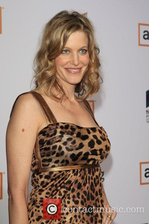 Anna Gunn Premiere of TV series...