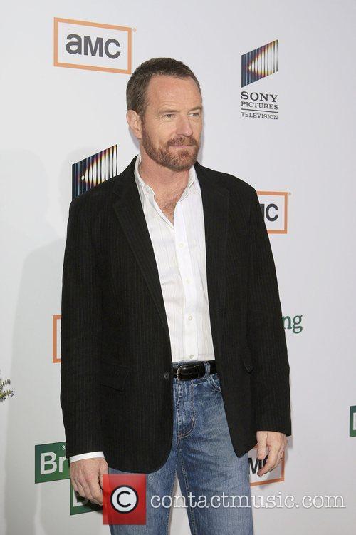 Bryan Cranston Premiere of TV series 'Breaking Bad'...