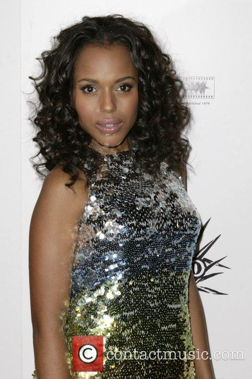 Kerry Washington and The Music 2