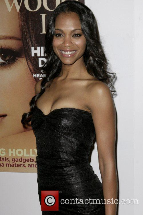 Zoe Saldana and The Music 2