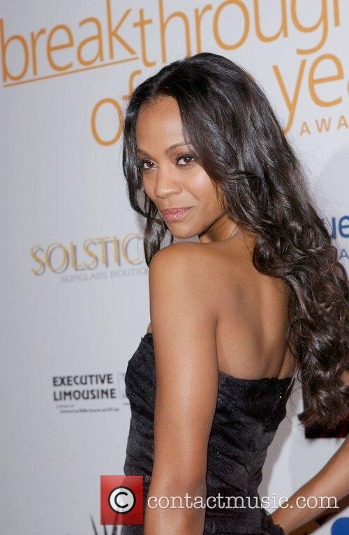 Zoe Saldana and The Music 8