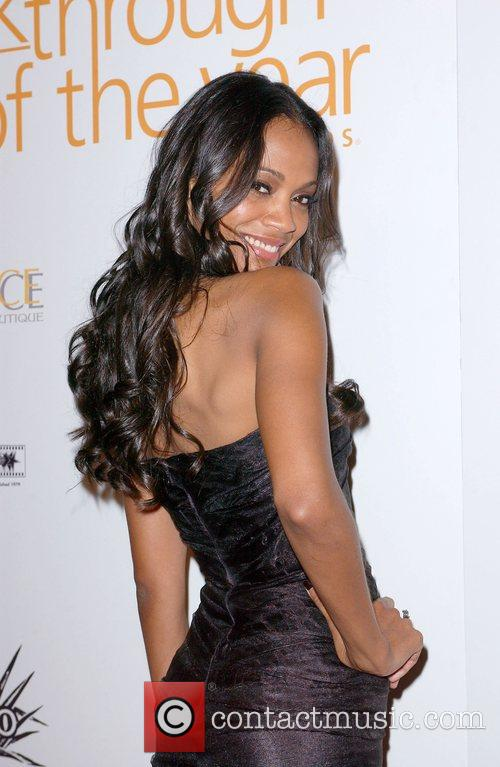 Zoe Saldana and The Music 5
