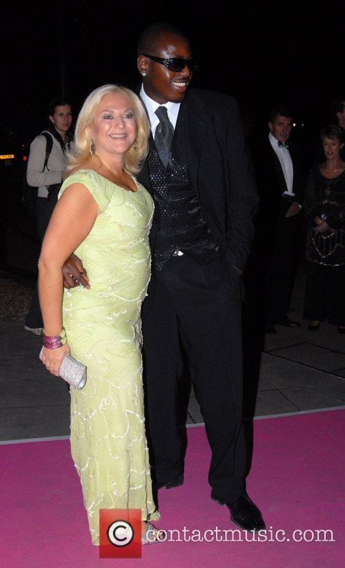 Vanessa Feltz and Ben Ofoedu Breast Cancer Care...