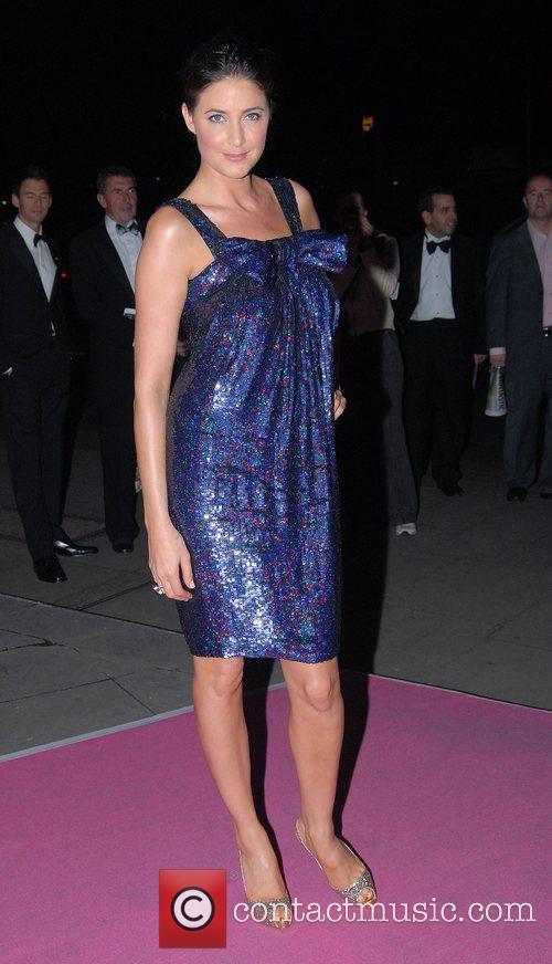 Lisa Snowdon Breast Cancer Care 2007 Catwalk Fashion...