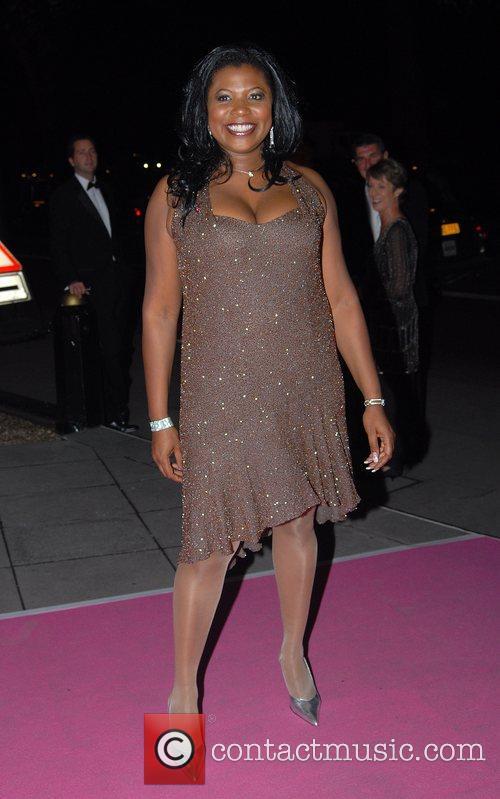 Brenda Edwards Breast Cancer Care 2007 Catwalk Fashion...