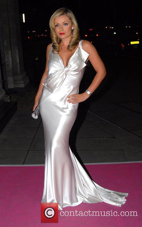 Katherine Jenkins Breast Cancer Care 2007 Catwalk Fashion...