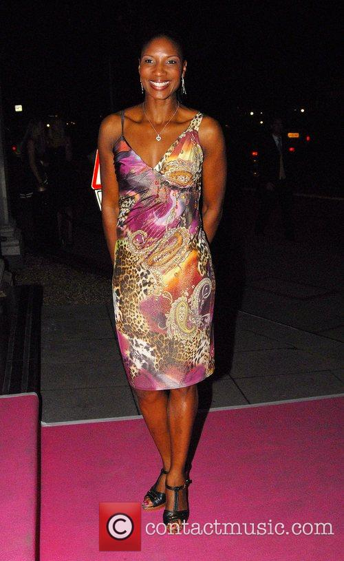 Denise Lewis Breast Cancer Care 2007 Catwalk Fashion...