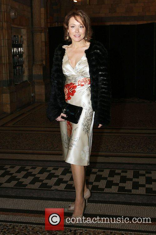 Amanda Mealing Breast Cancer Haven's Blush Ball held...
