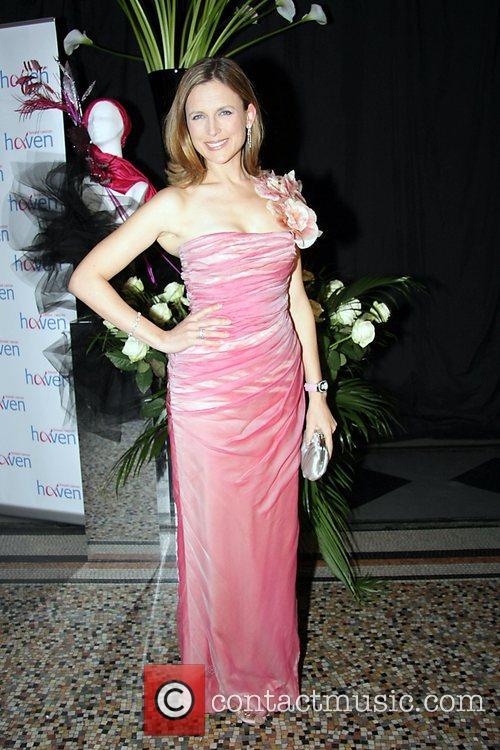Katie Derhan Breast Cancer Haven's Blush Ball held...