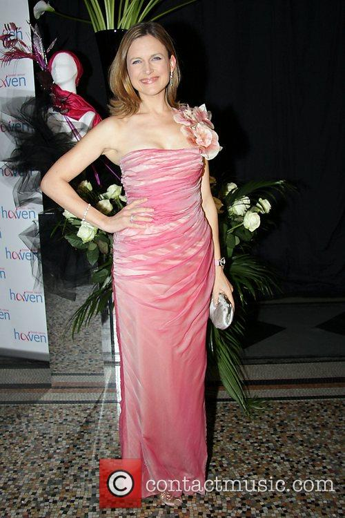 Breast Cancer Haven's Blush Ball held at the...
