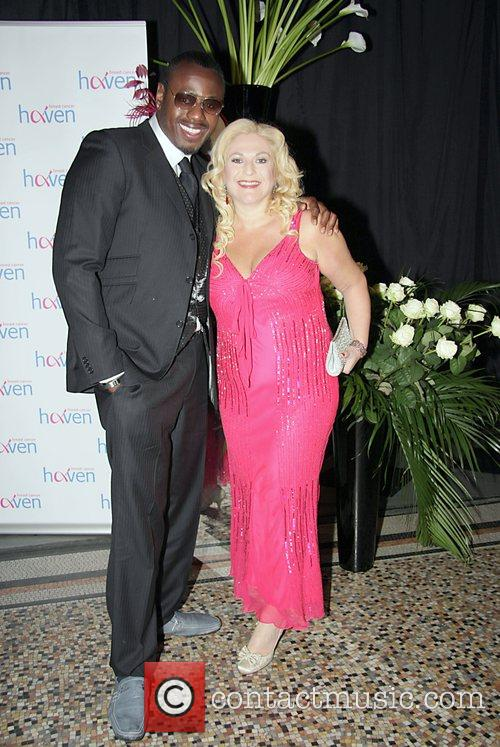 Vanessa Feltz and Ben Ofeudo Breast Cancer Haven's...