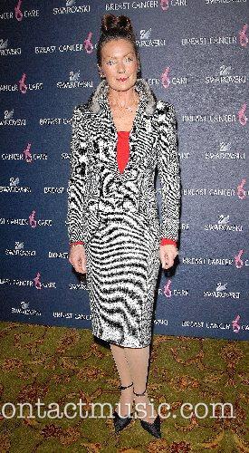 Lorraine Chase Breast Cancer Care 2007 Catwalk Fashion...