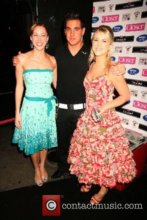 Grease Finalists A birthday party for Brian Friedman...