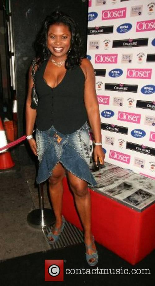 Brenda Edwards of The X Factor  A...