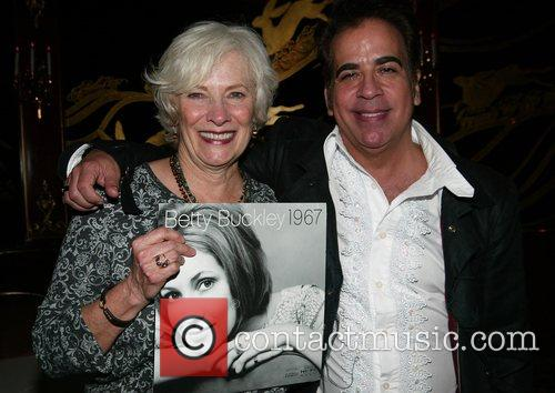 Betty Buckley and Richard Jay-Alexander After party celebrating...