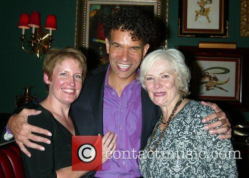 Liz Callaway, Brian Stokes Mitchell and Betty Buckley 5