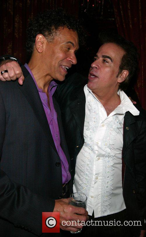 Brian Stokes Mitchell and Richard Jay-Alexander After party...