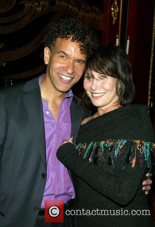 Brian Stokes Mitchell and Michele Lee After party...