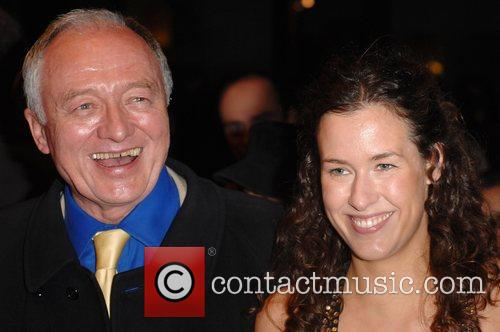 Ken Livingstone and guest The Times BFI London...