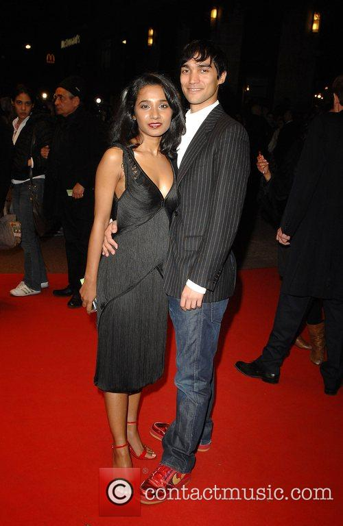 Tannishtha Chatterjee and Christopher Simpson The Times BFI...