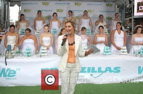 Contestants WE TV's 'Bridezillas' ring in new season...