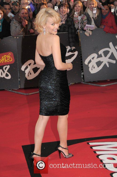 Kylie Minogue, Brit Awards, The Brit Awards 2008