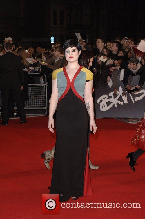 Kelly Osbourne, Brit Awards, The Brit Awards 2008