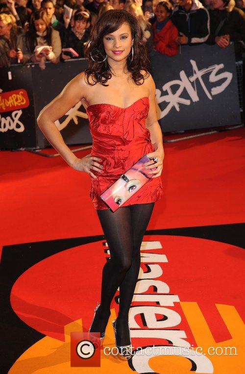 Brit Awards held at Earls Court - Arrivals